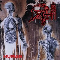 Cover Death - Human