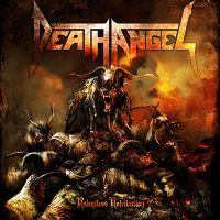 Cover Death Angel - Relentless Retribution