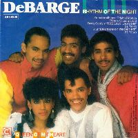 Cover DeBarge - Rhythm Of The Night