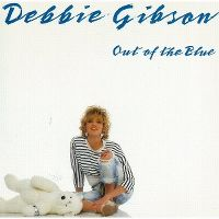 Cover Debbie Gibson - Out Of The Blue