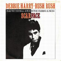 Cover Debbie Harry - Rush Rush