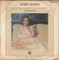 Cover Debby Boone - California