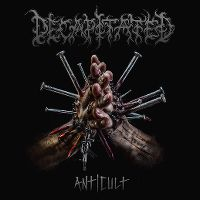 Cover Decapitated - Anticult