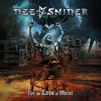 Cover Dee Snider - For The Love Of Metal