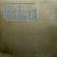 Cover Deep Purple - 24 Carat Purple