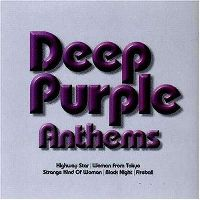 Cover Deep Purple - Anthems