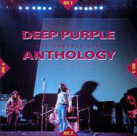 Cover Deep Purple - Anthology