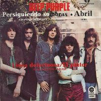 Cover Deep Purple - April