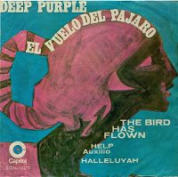 Cover Deep Purple - Bird Has Flown