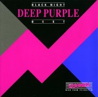Cover Deep Purple - Black Night - Best
