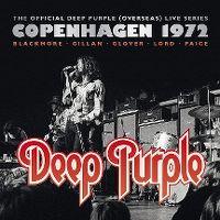 Cover Deep Purple - Copenhagen 1972