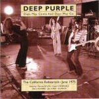 Cover Deep Purple - Days May Come And Days May Go