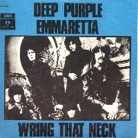 Cover Deep Purple - Emmaretta