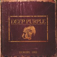 Cover Deep Purple - Europe 1993