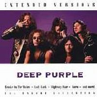 Cover Deep Purple - Extended Versions