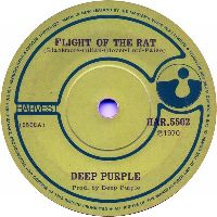 Cover Deep Purple - Flight Of The Rat