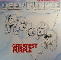 Cover Deep Purple - Greatest Purple