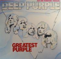 Cover Deep Purple - Greatest Purple