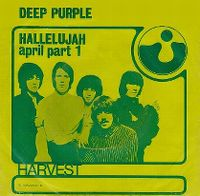 Cover Deep Purple - Hallelujah