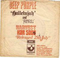 Cover Deep Purple - Hallelujah
