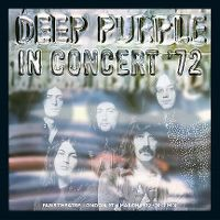 Cover Deep Purple - In Concert '72