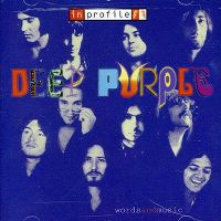Cover Deep Purple - In Profile - Words And Music