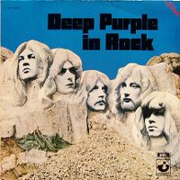 Cover Deep Purple - In Rock