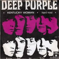 Cover Deep Purple - Kentucky Woman
