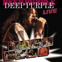 Cover Deep Purple - Live