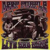 Cover Deep Purple - Live And Rare