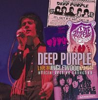 Cover Deep Purple - Live At Inglewood 1968