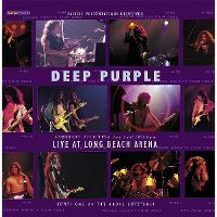 Cover Deep Purple - Live At Long Beach Arena