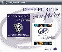 Cover Deep Purple - Live At Montreux 1996 / Live At Montreux 2006