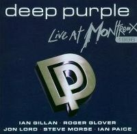Cover Deep Purple - Live At Montreux 1996