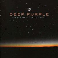 Cover Deep Purple - Live At Montreux And In Concert