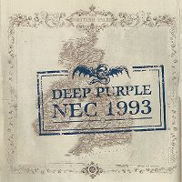 Cover Deep Purple - Live At The Nec 1993