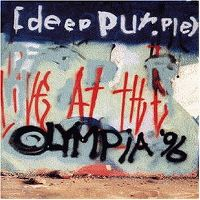 Cover Deep Purple - Live At The Olympia '96
