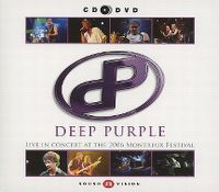 Cover Deep Purple - Live In Concert At The 2006 Montreux Festival