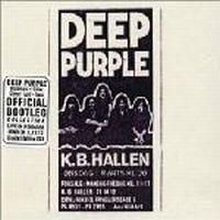 Cover Deep Purple - Live In Denmark '72
