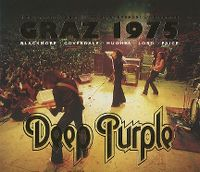 Cover Deep Purple - Live In Graz 1975