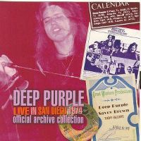 Cover Deep Purple - Live In San Diego
