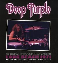 Cover Deep Purple - Long Beach 1971
