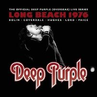Cover Deep Purple - Long Beach 1976