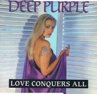 Cover Deep Purple - Love Conquers All