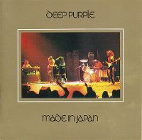 Cover Deep Purple - Made In Japan
