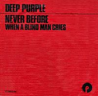 Cover Deep Purple - Never Before