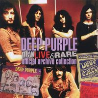Cover Deep Purple - New Live & Rare