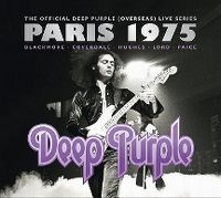 Cover Deep Purple - Paris 1975