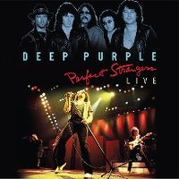 Cover Deep Purple - Perfect Strangers - Live