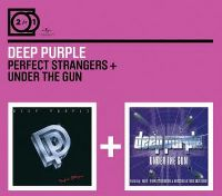 Cover Deep Purple - Perfect Strangers + Under The Gun